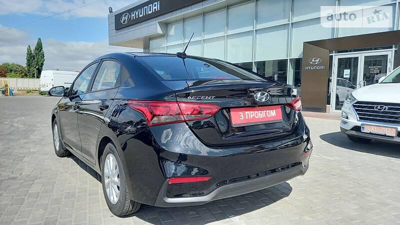Hyundai Accent OPTIMA 2018
