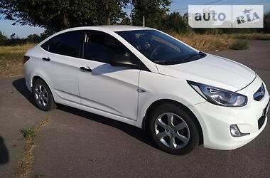 Hyundai Accent 2013 в Миргороде
