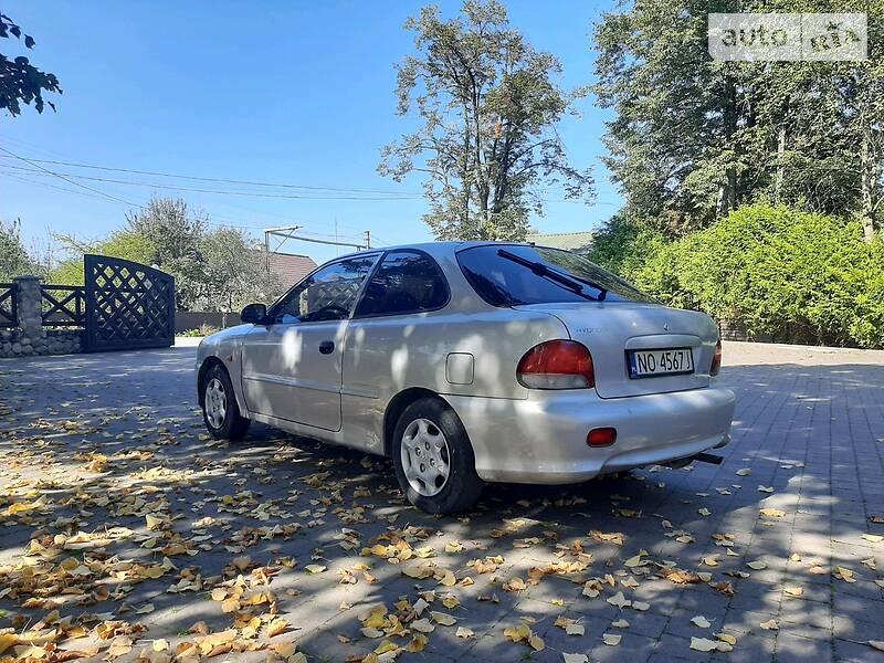 Hyundai Accent 1999 в Калуше