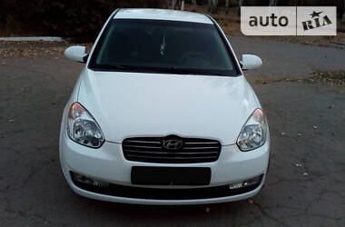 Hyundai Accent 2008 в Макеевке