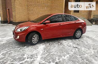 Hyundai Accent 2011 в Мариуполе