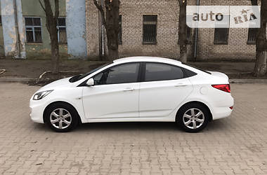 Hyundai Accent 2012 в Токмаке