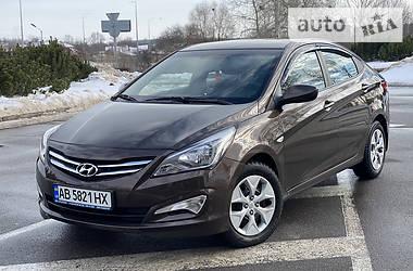 Hyundai Accent 2016 в Виннице