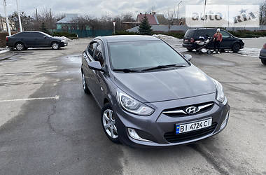 Hyundai Accent 2012 в Полтаве