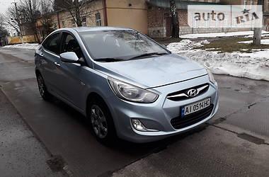 Hyundai Accent 2012 в Остроге