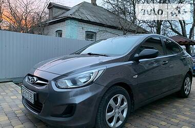 Hyundai Accent 2013 в Прилуках