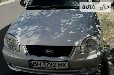 Седан Hyundai Accent 2004 в Одессе