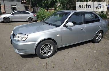 Седан Hyundai Accent 2003 в Киеве