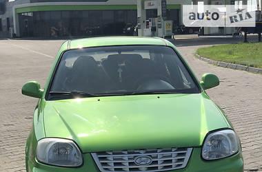 Седан Hyundai Accent 2003 в Одессе