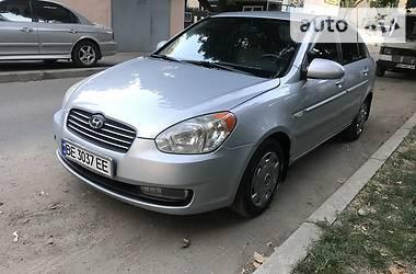 Седан Hyundai Accent 2008 в Одессе