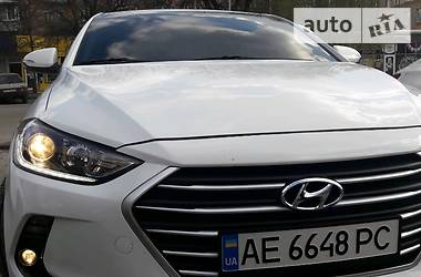 Hyundai Avante 2017 в Новомосковске