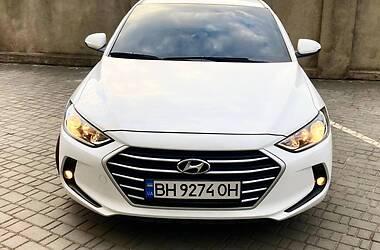 Седан Hyundai Avante 2017 в Одессе