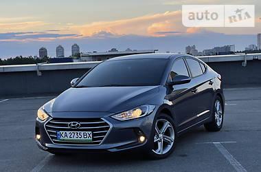 Седан Hyundai Avante 2017 в Киеве