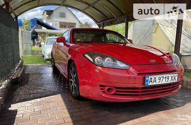 Купе Hyundai Coupe 2007 в Киеве