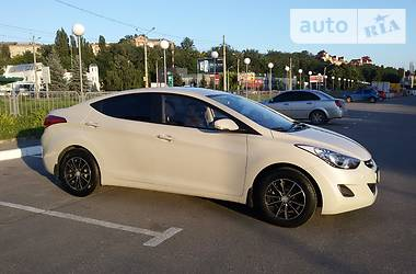 Hyundai Elantra 2011 в Харькове
