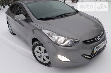 Hyundai Elantra 2012 в Сумах