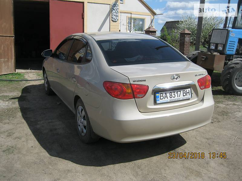 Hyundai Elantra 2010 в Кропивницком