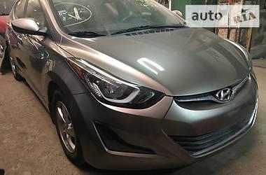 Hyundai Elantra 2014 в Львове