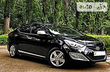 Hyundai Elantra 2014 в Києві