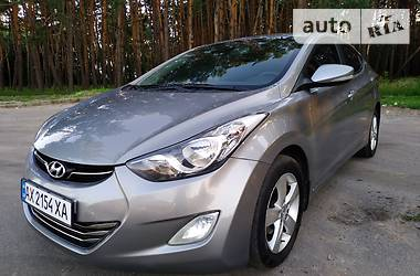 Hyundai Elantra ОФИЦИАЛЬНАЯ GLS