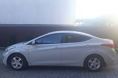 Hyundai Elantra 2012 в Мукачево