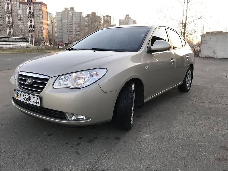Hyundai Elantra 2008 в Киеве