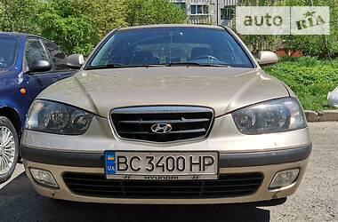 Hyundai Elantra 2001 в Львове