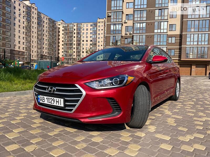 Hyundai Elantra 2017 в Виннице