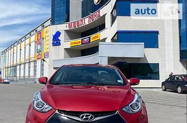 Hyundai Elantra 2014 в Виннице
