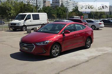 Hyundai Elantra 2016 в Запорожье