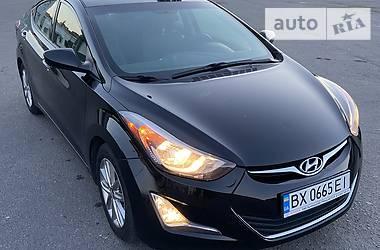 Hyundai Elantra 2014 в Жмеринке