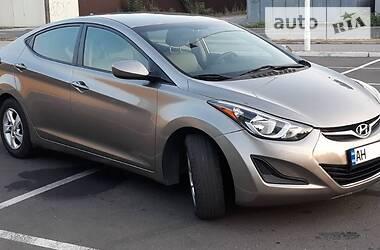 Hyundai Elantra 2015 в Мариуполе