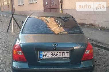 Hyundai Elantra 2002 в Ужгороде