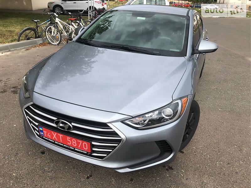 Hyundai Elantra 2016 в Стрые