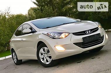 Hyundai Elantra 2012 в Виннице