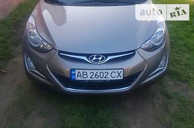 Hyundai Elantra 2014 в Тростянце
