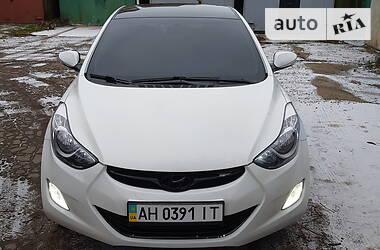 Hyundai Elantra 2011 в Мариуполе