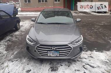 Hyundai Elantra 2016 в Слов'янську