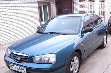 Hyundai Elantra 2002 в Новомосковске