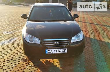 Hyundai Elantra 2008 в Жашкове
