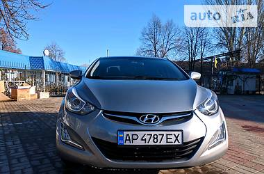 Hyundai Elantra 2015 в Запорожье