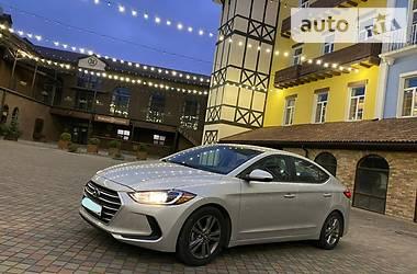 Hyundai Elantra 2017 в Запорожье