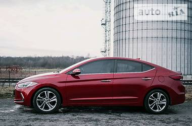 Hyundai Elantra 2016 в Львове