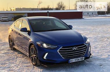 Hyundai Elantra 2016 в Києві