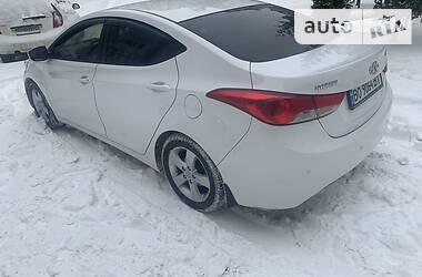 Hyundai Elantra 2011 в Тернополе