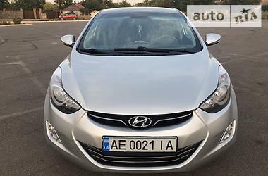 Седан Hyundai Elantra 2011 в Кривом Роге
