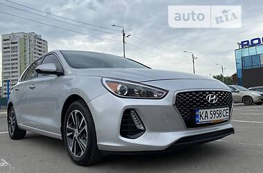 Хэтчбек Hyundai Elantra 2018 в Харькове