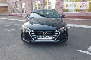 Седан Hyundai Elantra 2018 в Одессе