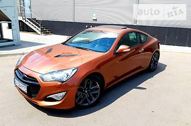 Hyundai Genesis Coupe 2013 в Киеве