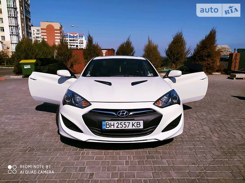 Hyundai Genesis Coupe 2013 в Одессе